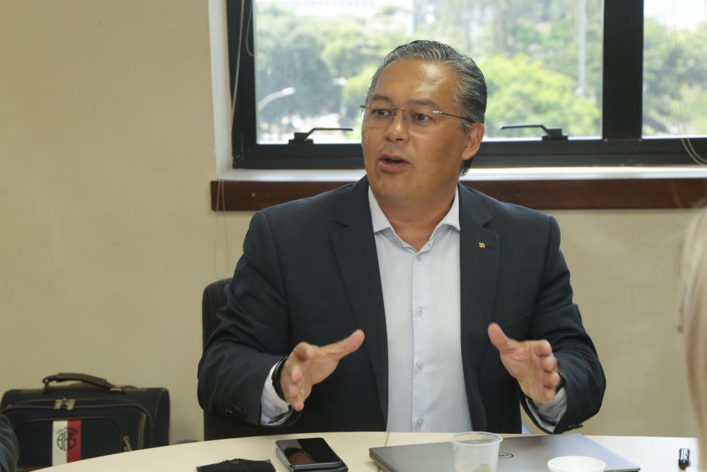 Marcel Kitamura, ouvidor externo do Banco do Brasil / Foto: Lula Aparício