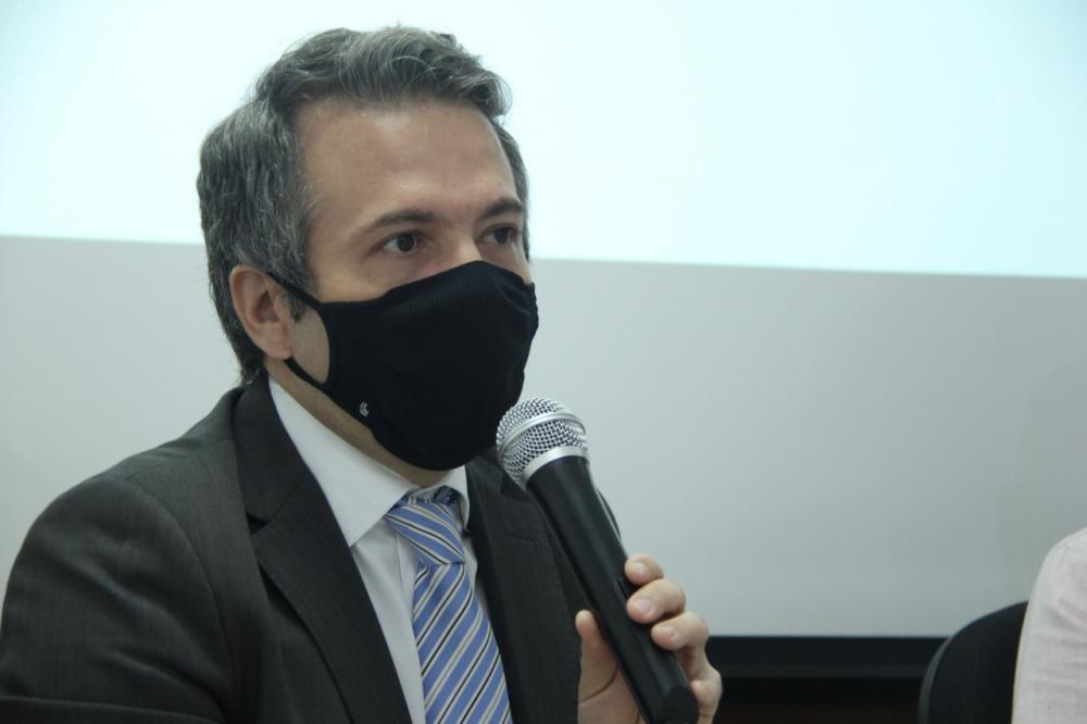 Marcello Oliveira, tesoureiro da OABRJ e presidente da Comissão de Prerrogativas / Foto: Bruno Marins