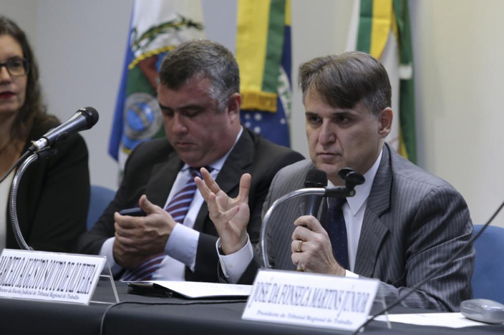 Desembargador Marcelo Augusto Souto de Oliveira / Foto: Luciana Botelho