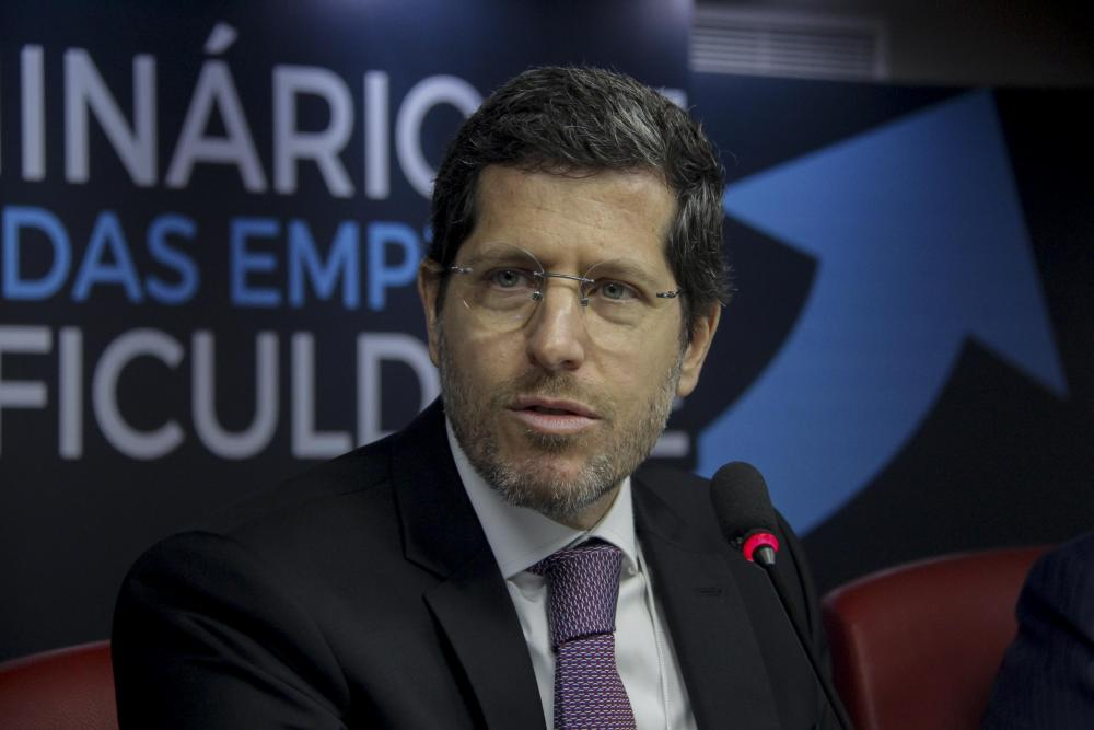 Márcio Souza Guimarães / Foto: Bruno Marins