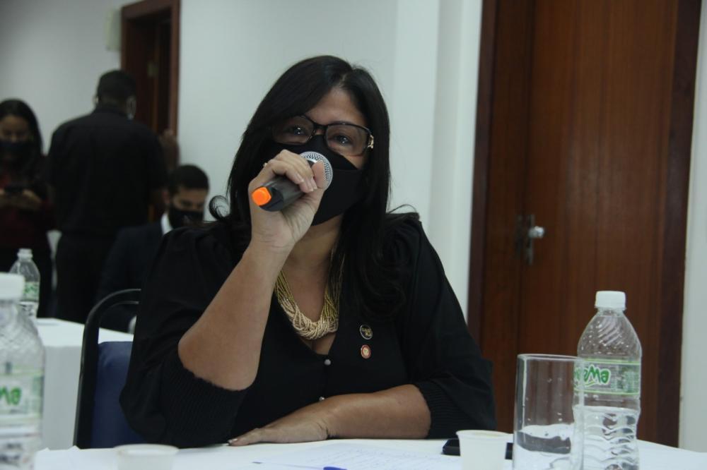 Margoth Cardoso, presidente da Subseção de Iguaba Grande / Foto: Bruno Marins