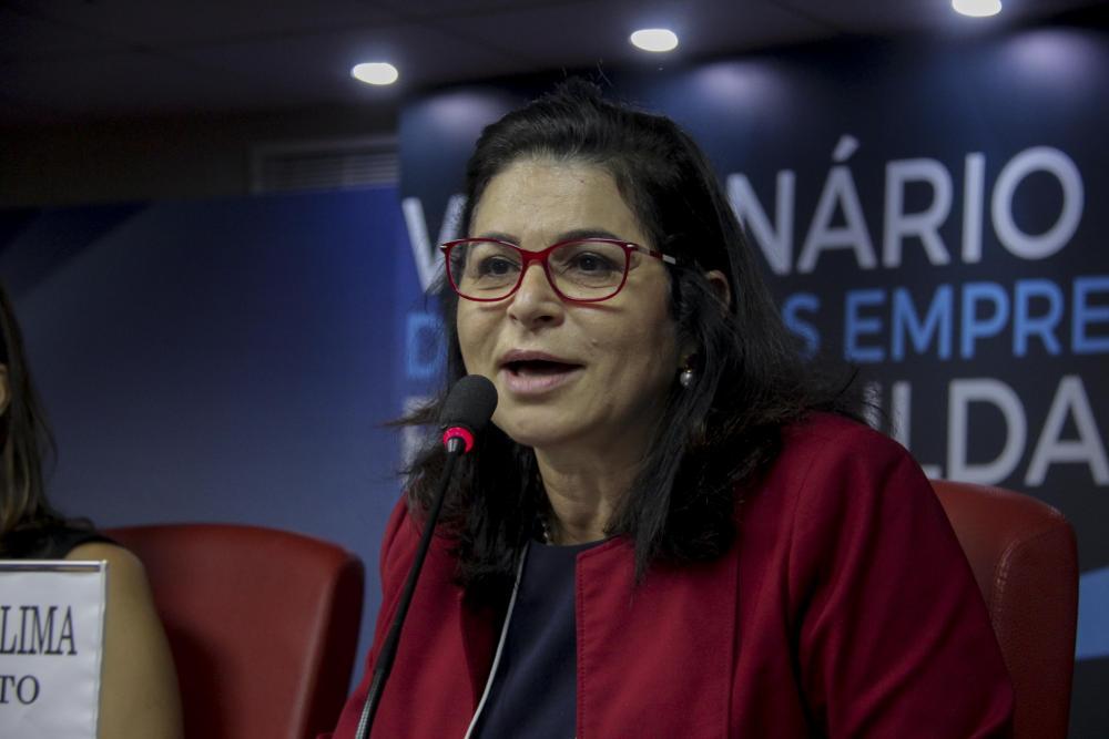 Maria Cristina Brito de Lima / Foto: Bruno Marins