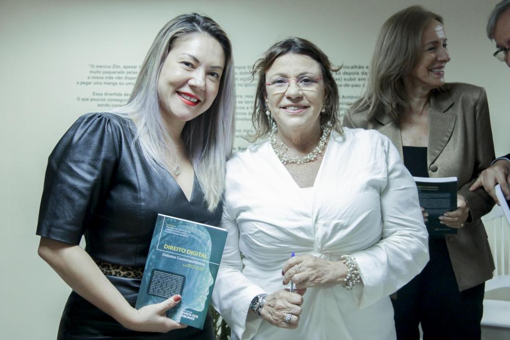 Maria Luciana e Ana Amélia / Foto: Bruno Marins