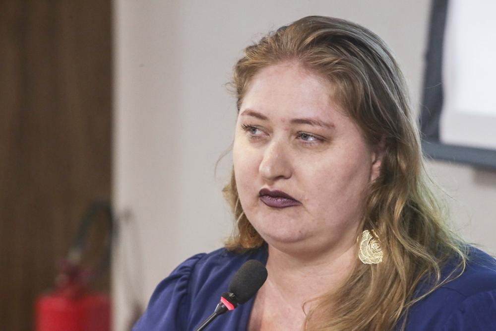 Marilha Boldt / Foto: Lula Aparício
