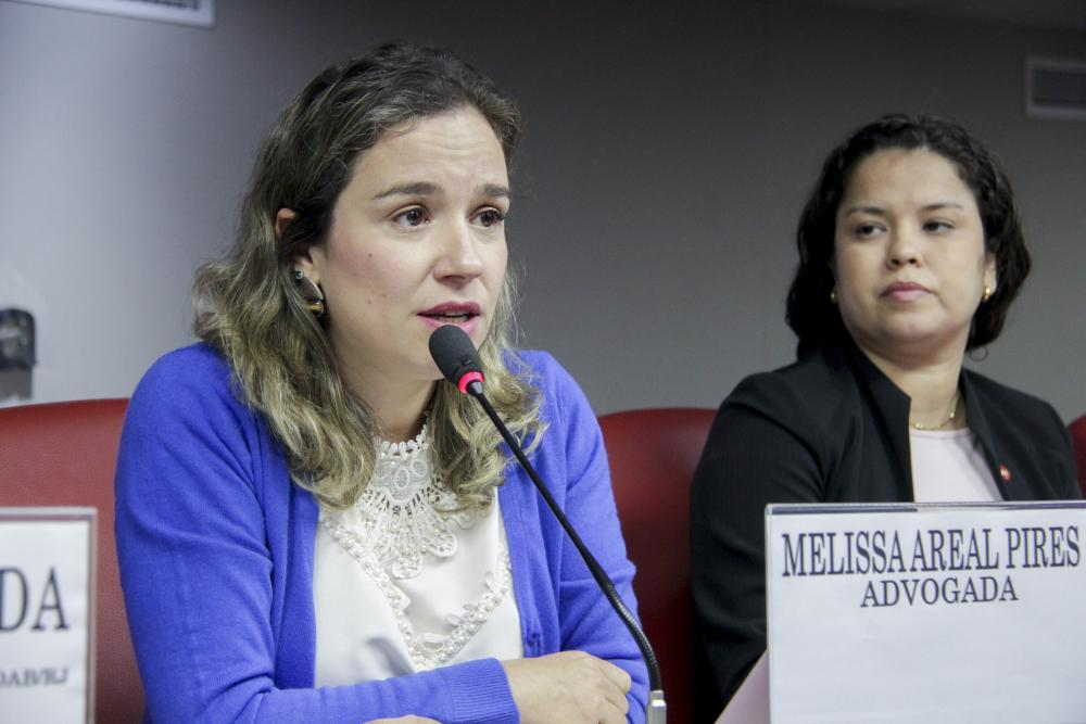 Melissa Areal / Foto: Bruno Marins