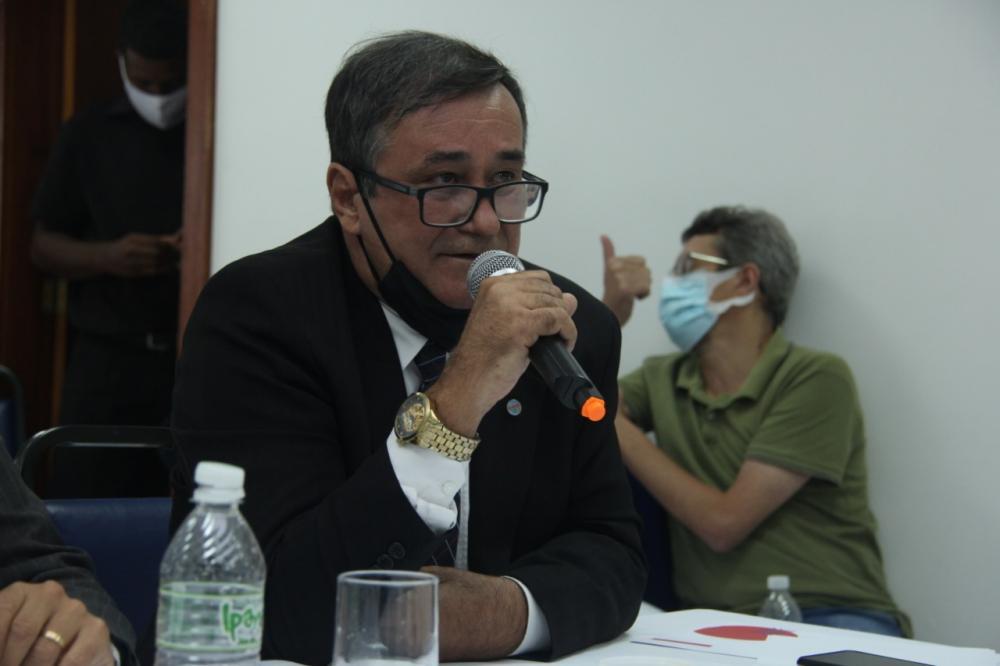 Miguel Saraiva, presidente da Subseção de Saquarema / Foto: Bruno Marins