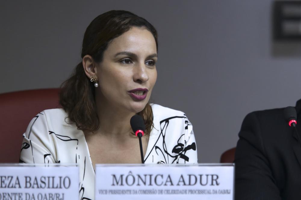 Mônica Adur / Foto: Luciana Botelho