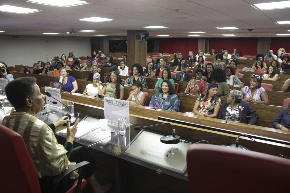 Eventos no Plenário Evandro Lins e Silva são transmitidos no YouTube / Foto: Bruno Marins