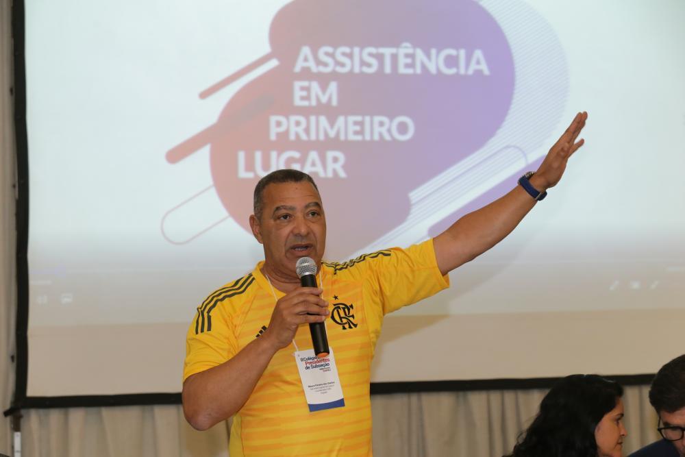 Mauro Pereira / Foto: Lula Aparício