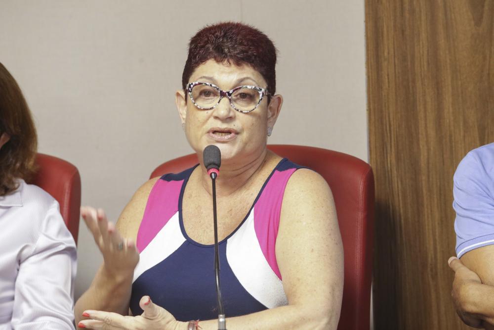 Naya Puertas / Foto: Lula Aparício