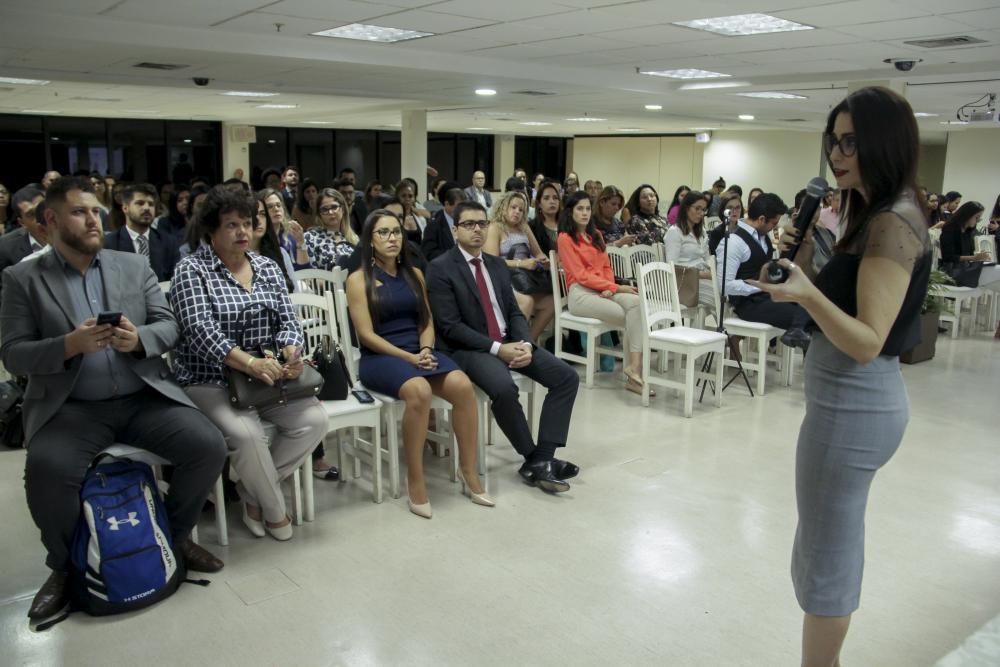 Lá, são promovidas aulas magnas e eventos que chamam grande público / Foto: Bruno Marins