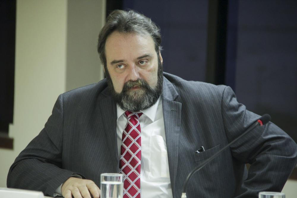 Osvaldo Rotband / Foto: Bruno Marins