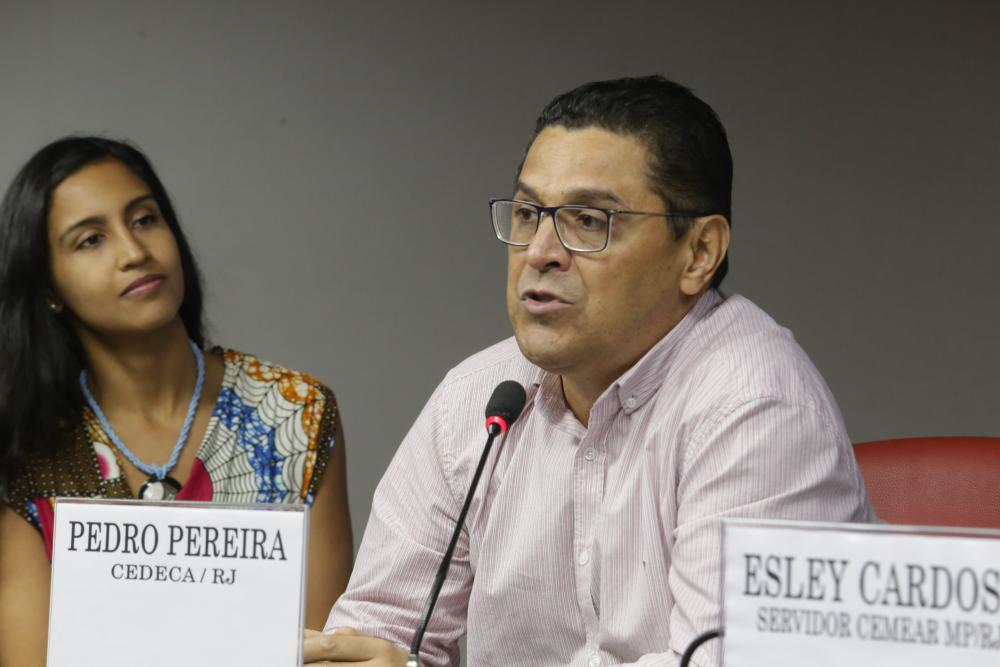 Pedro Pereira / Foto: Lula Aparício