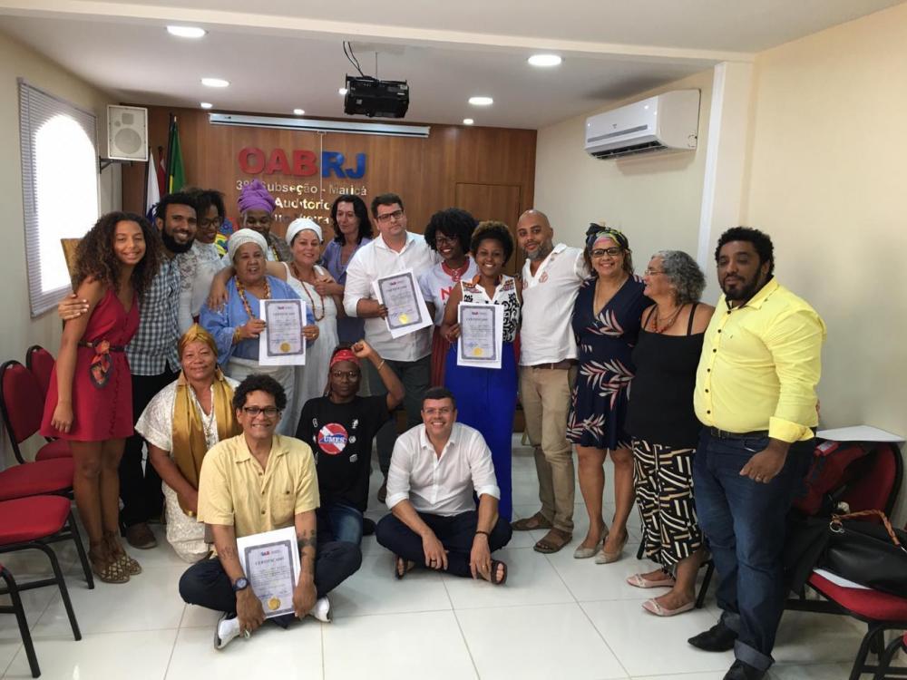 Foto: Arquivo OAB/Maricá