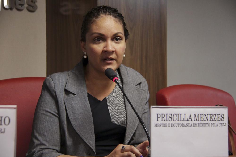Priscila Menezes / Foto: Bruno Marins
