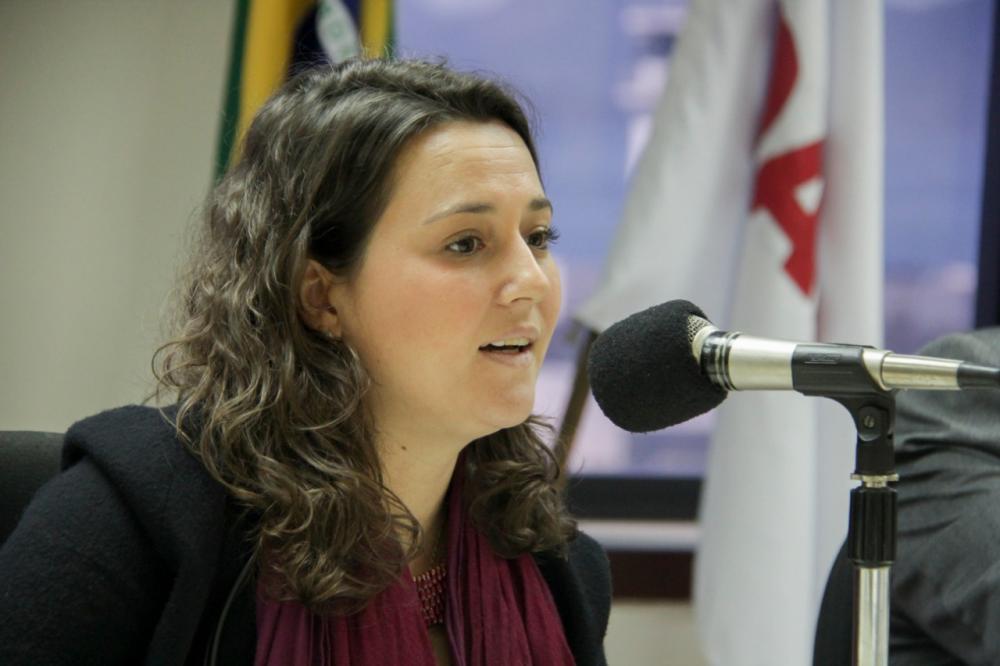 Raphaella Abduche Correa de Paiva Estela / Foto: Bruno Marins