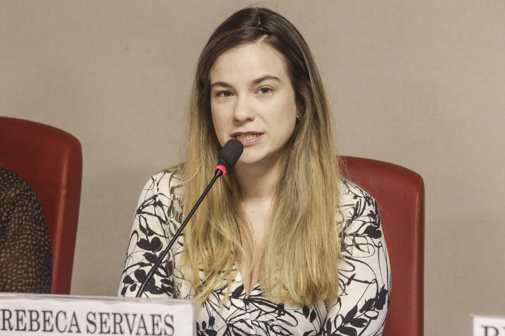 Rebeca Servaes / Foto: Lula Aparício