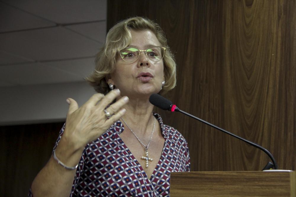 Renata Fonkert / Foto: Lula Aparício