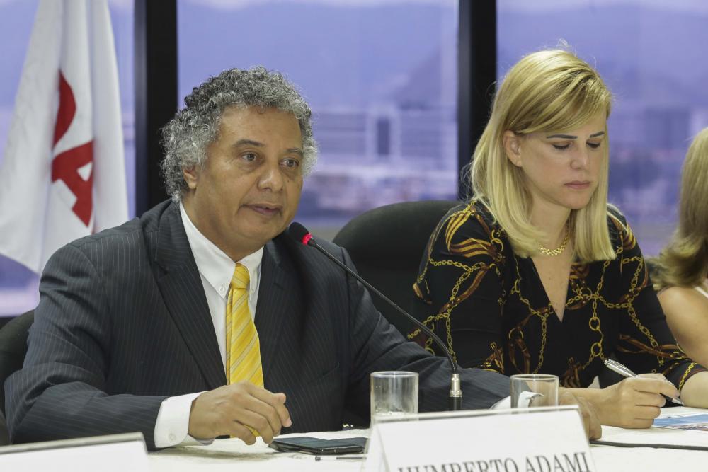 Adami e Basílio / Foto: Lula Aparício