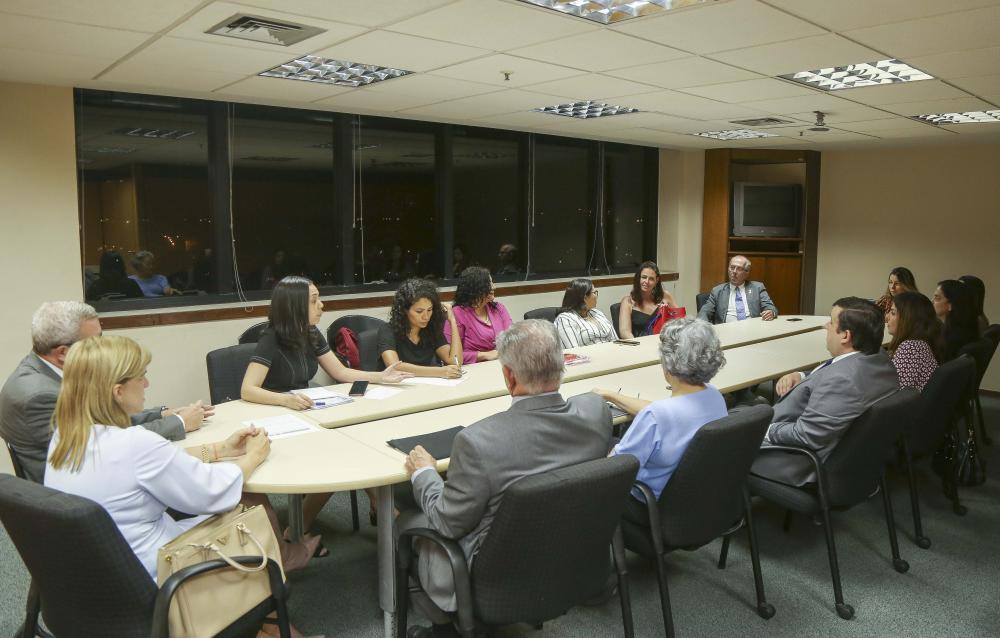 O grupo fará encontros regulares para alinhar a condução do projeto / Foto: Lula Aparício