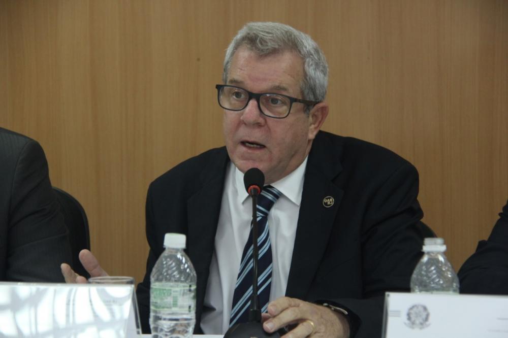 Ricardo Menezes, presidente da Caarj / Foto: Bruno Marins