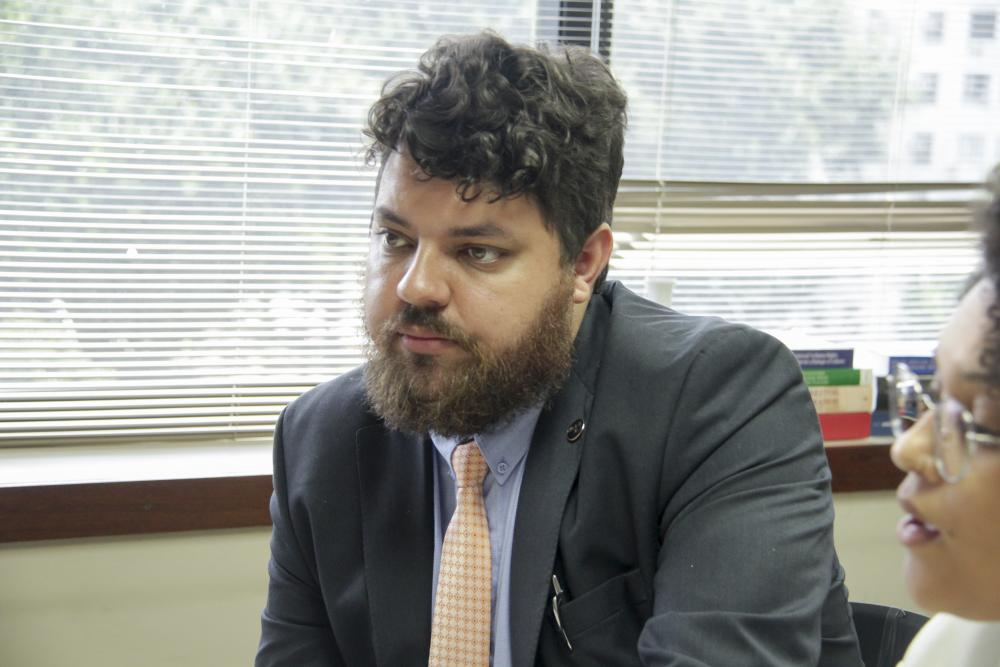 Membro da CDH, Rodrigo Mondego acredita que é preciso institucionalizar o caso / Foto: Bruno Marins