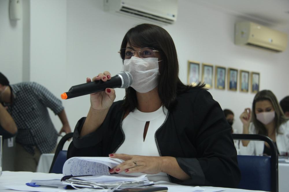 Rosana Jardim Pinaud, presidente da Subseção de Araruama / Foto: Bruno Marins