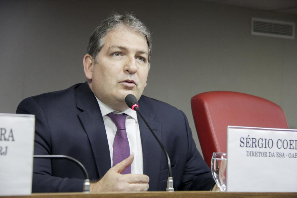 Sérgio Coelho / Foto: Bruno Marins