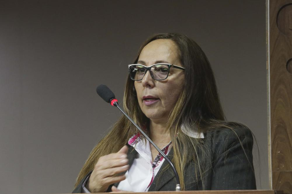 Silvia Rosanea Cardoso Ferreira de Sousa / Foto: Lula Aparício