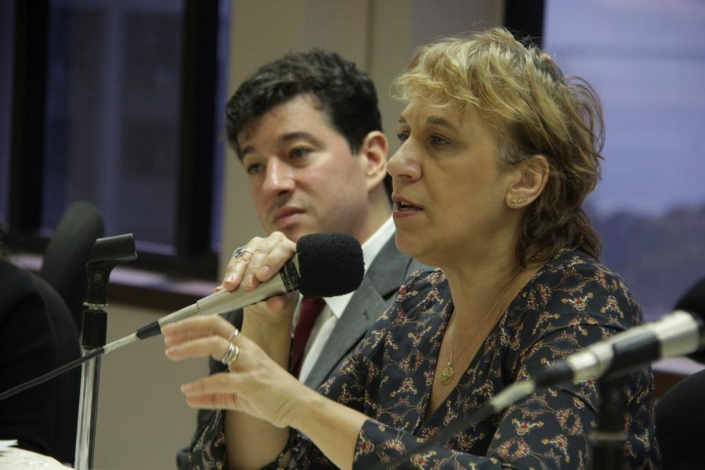 Victória-Amália Sulocki e Luis Flávio Biolchini / Foto: Bruno Marins