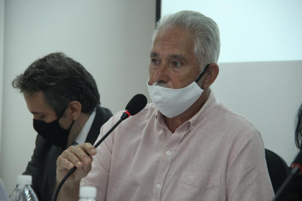 Samuel Mendes de Oliveira, coordenador do DAS da Região dos Lagos / Foto: Bruno Marins